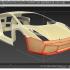 Lamborghini  , Front Bumper image