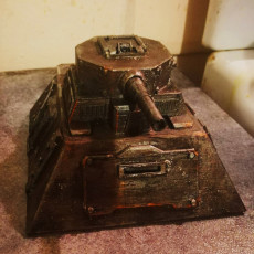 Heavy Imperial Gun Turret
