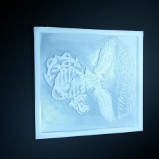 Picture of print of Semper Fideles Lithopane This print has been uploaded by Li WEI Bing