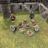 Numeric Fantasy Objective Markers image