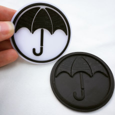 Umbrella Academy Patch