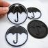 Umbrella Academy Patch image