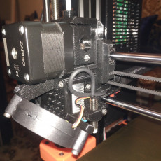 Picture of print of Butterworth Design - Prusa Mk3/Mk3S R4 Extruder Mod Filament Path Alignment and Indirect Mk3 Filament Sensor
