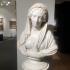 Bust of a Vestal by Pasquale Romanelli image