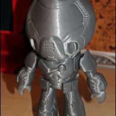 Picture of print of DooM Guy - Collectable Figure (DooM 2016)