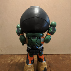 Picture of print of DooM Guy - Collectable Figure (DooM 2016)