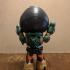 DooM Guy - Collectable Figure (DooM 2016) print image