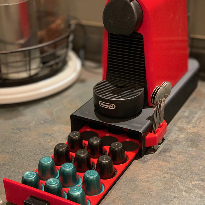 Nespresso Coffee Pod Tray