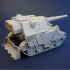 MAV3RICK - Modular Sci-Fi Tank Kit in 28mm Scale image