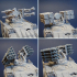 MAV3RICK - Modular Sci-Fi Tank Kit in 28mm Scale image