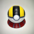 PokeMon Ultra Ball Echo Dot Case (2nd Gen) image