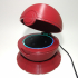PokeMon Poke Ball Echo Dot Case (2nd Gen) image