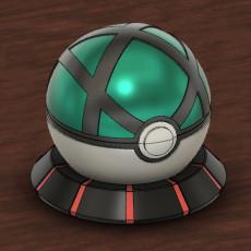 PokeMon Net Ball Echo Dot Case (2nd Gen)