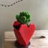 Heart Planter image