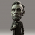 President Lincoln Statue image