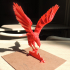 3D Puzzle : RED EAGLE image