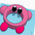 Kirby Amazon Echo Dot Accessory image