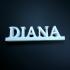 diana print image