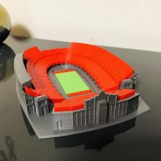 Ohio Stadium  The Horseshoe  (Multi-Color) - Columbus, OH