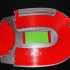 "Ohio Stadium ""The Horseshoe"" (Multi-Color) - Columbus, OH image"