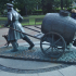 Monument to The Saint Petersburg water-carriers image