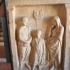 Funerary stele of Gaios Silios Bathyllos image