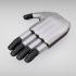 Myoelectric prosthetic hand device image
