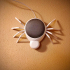 Friendly spider Google home mini holder image