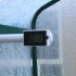 Hydrometer mount for greenhouse image