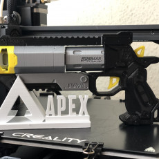 Picture of print of Apex Legend Wingman