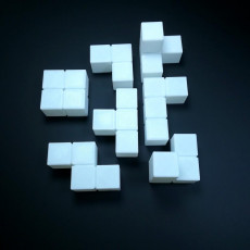 Picture of print of Puzzle cube This print has been uploaded by Li WEI Bing