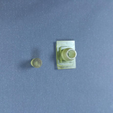Picture of print of Golf/Jetta/Caddy MK1 grille attachment clip This print has been uploaded by Li WEI Bing