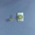 Golf/Jetta/Caddy MK1 grille attachment clip print image
