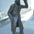Statue of Mayor Flavio Tosi image