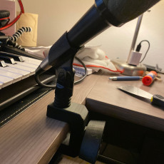 Picture of print of Modular Desk Clamp