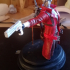 Devil may cry Jackpot statue, part 1 Dante torso image