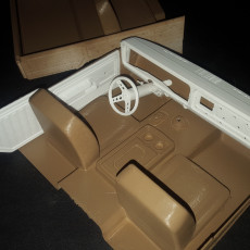 Picture of print of TRXB12-M1 Traxxas TRX4 Bronco Complete Interior