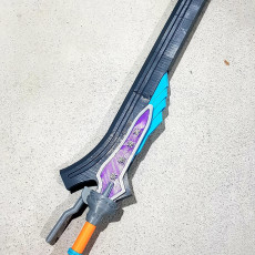 Picture of print of Devil May Cry 4 Red Queen Sword This print has been uploaded by Lee Gwan Ho