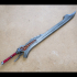 Devil May Cry 4 Red Queen Sword image
