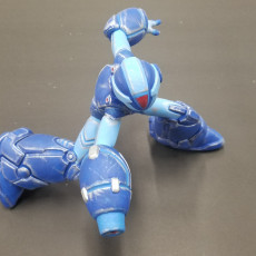 Picture of print of Megaman X Static Pose