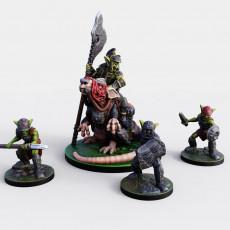Goblin Army Miniature Pack
