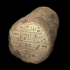 Funerary Cone of Mentuemhat image