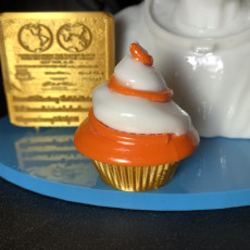 Picture of print of Cupcake Box