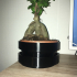 flower pot japan style image