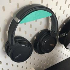 IKEA Skadis - Headphone Holder