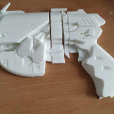 Picture of print of Overwatch - 6 Piece DVA gun