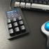 Custom Mechanical Keypad with Display image