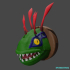 world of warcraft murloc head image