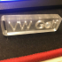 Transparent VW Golf Keychain image