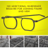 Eye glasses : No arm joint image